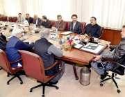 اسلام آباد: وزیر اعظم عران خان ملتان کے لیجسلیٹر ڈویژن کے اجلاس کی صدارت ..