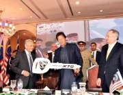 اسلام آباد: وزیر اعظم عمران خان کو ملائشین وزیر اعظم ڈاکٹر مہاتیر محمد ..