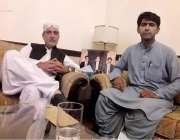 اسلام آباد: بی این پی کے سربراہ سردار اختر جان مینگل سے بی این پی چاغی ..