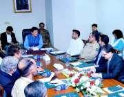 اسلام آباد: وزیر اعظم عمران خان نے وزیراعظم آفس میں نیا پاکستان ہاؤسنگ ..