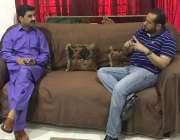 لاہور: مسلم لیگ (ن) لاہور کے جنرل سیکرٹری اور رکن پنجاب اسمبلی خواجہ ..
