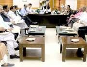 حیدر آباد: شیخ الجامعہ سندھ جامشورو پروفیسرڈاکٹر فتح محمد برفت پرو ..