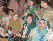 لاہور: مسلم لیگ (ن) کے زیر اہتمام یوم تکبیر کے حوالے سے ماڈل ٹاؤن میں ..