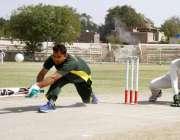 حیدر آباد:قائد اعظم ٹی20 بلائنڈ کرکٹ ٹورنامنٹ کے دوران کے دوران کوئٹہ ..