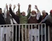 اسلام آباد: جے یو آئی ف کے سربراہ مولانافضل الرحمان اپوزیشن جماعتوں ..
