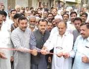 راولپنڈی: صوبائی وزیر خواندگی و غیر رسمی بنیادی تعلیم راجہ راشد حفیظ ..