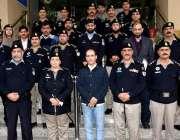 اسلام آباد: ایس ایس پی جمیل احمد ہاشمی، ایس ایس پی ساجد کیانی کا دیگر ..