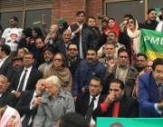 لاہور مسلم لیگ (ن) کی جانب سے اورنج لائن میٹرو ٹرین منصوبے کے حوالے سے ..