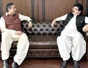 اسلام آباد: چیئرمین سینیٹ محمد صادق سنجرانی سے ناروے کے لیے پاکستان ..