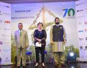 اسلام آباد: وزیر مملکت برائے سیفران شہر یار خان آفریدی کا سویڈش سفیر ..