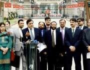 لاہور: ڈاکٹر محمد فیصل ، ڈائریکٹر جنرل ساؤتھ ایشیاء اینڈ سارک / ترجمان ..