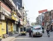 لاہور: تاجر تنظیموں کی جانب سے ٹیکسز کے خلاف دی جانیوالی ہڑتال کی کال ..