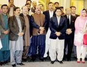 لاہور: مشیر وزیر اعلیٰ پنجاب محمد اکرم چوہدری کا پی ٹی آئی لاہور کے ..
