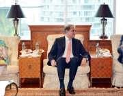 کوالالمپور: وزیر خارجہ مخدوم شاہ محمود قریشی نے تاریخی سرپرستی والے ..