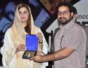 اسلام آباد: وزیر مملکت برائے موسمیاتی تبدیلی زرتاج گل کو (انجینئرنگ ..