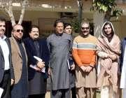 اسلام آباد: وزیر اعظم عمران خان سے ممبران قومی اسمبلی و دیگر کا ملاقات ..
