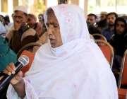 اٹک: ایک خاتون ڈی پی او اٹک سید شہزاد ندیم بخاری کی طرف سے لگائی گئی ..