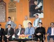 ملتان: پاکستان پیپلز پارٹی کے چیئر مین بلاول بھٹوزرداری ہائی کورٹ بار ..