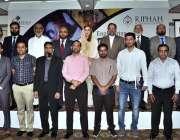 اسلام آباد: وزیر مملکت برائے موسمیاتی تبدیلی زرتاج گل کا (انجینئرنگ ..