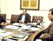 لاہور: ڈی جی سپورٹس پنجاب عدنان ارشد اولکھ سے برٹش چمپیئن شپ جیتنے والے ..