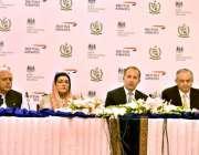 اسلام آباد: وزیر اعظم کی معاون خصوصی ڈاکٹر فردوس عاشق اعوان ، برٹش ہائی ..