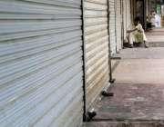 اسلام آباد: تاجر برادری کی ہڑتال کی کال کے باعث آبپارہ مارکیٹ بند پڑی ..