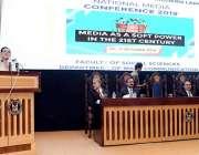 اسلام آباد: وزیراعظم کی معاون خصوصی برائے اطلاعات ونشریات ڈاکٹر فردوس ..