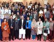 اسلام آباد: قومی پارلیمانی ٹاسک فورس برائے پائیدار ترقیاتی اہداف کے ..