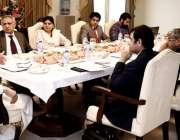 لاہور : گورنر پنجاب چوہدری محمدسرور پاکستان کے لئے ہی الیس پلس سٹیشن ..