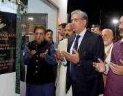 میرپو ر: وزیر اعظم آزاد کشمیر راجہ محمد فاروق حیدر خان MDAاور مسلم ہینڈز ..
