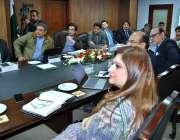 اسلام آباد: وفاقی وزیر برائے منصوبہ بندی، ترقی و اصلاحات مخدوم خسرو ..