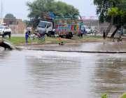 ملتان: نو بہار نہر میں سیوریج کا پانی شامل کیا گیا ہے جو وبائی امراض ..