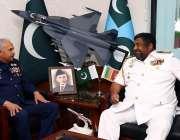 اسلام آباد: ایڈمرل رویندر وجئے گاڑنے سری لنکا کے چیف آف ڈیفنس اسٹاف ..
