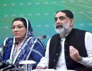 اسلام آباد: وزیر اعظم کے معاون خصوصی برائے اطلاعات و نشریات فردوس عاشق ..