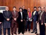 اسلام آباد: سپیکر قومی اسمبلی اسد قیصر کا پارلیمنٹری رپورٹرز ایسوسی ..