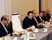 نیو یارک: وزیر اعظم عمران خان 74 ویں یو این جی اے اجلاس کے موقع پر جموں ..
