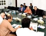 اسلام آباد: شہد کی تیاری اور برآمد کنندگان کے وفد نے وزیر اعظم کے مشیر ..