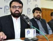 پشاور: پاکستان اسلامک میڈیکل ایسوسی ایشن کے صوبائی صدر ڈاکٹر انور جمال ..