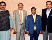 اسلام آباد: اسلام آباد چیمبر کے سابق صدر مزمل حسین صابری کا سری لنکا ..
