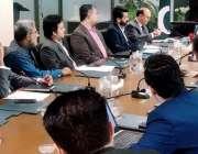 اسلام آباد: وفاقی سیکرٹری وزارت انفارمیشن ٹیکنالوجی اینڈ ٹیلی مواصلات ..