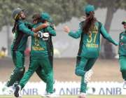 دبئی: پاکستان ویمن کرکٹ ٹیم کی کھلاڑی ون ڈے سیریز کے تیسرے اور فیصلہ ..