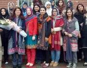 لاہور: پنجاب یونیورسٹی سنٹر فار کلینیکل سائیکالوجی کے زیر اہتمام منعقدہ ..