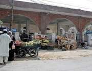 راولپنڈی: کینٹ انتظامیہ کی نا اہلی کے باعث لال کرتی جنازہ گاہ کے باہردکانداروں ..