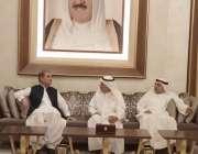 کویت: وزیر خارجہ مخدوم شاہ محمود قریشی دو روزہ سرکاری دورے پر کویت پہنچ ..