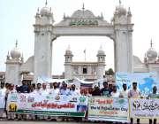 فیصل آباد: عالمی یوم آبادی کے موقع پر پاپولیشن ویلفیئر ڈیپارٹمنٹ کے ..