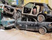 راولپنڈی: تھانہ سول لائن کی حدود کی طارق آبا کے باہر مختلف مقدمات میں ..