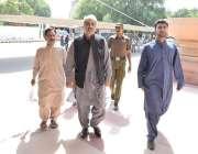 لاہور: مسلم لیگ (ن) کے رکن اسمبلی خواجہ سلمان رفیق پروڈکشن آرڈر جاری ..