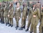 لاہور: پنجاب اسمبلی میں قائد حزب اختلاف حمزہ شہباز کی عدالت پیشی کے ..