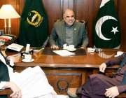 اسلام آباد: اسپیکر قومی اسمبلی اسد قیصر سے ڈپٹی اسپیکر قومی اسمبلی ..
