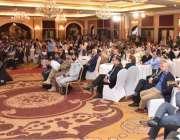 کراچی: وفاقی وزیر سائنس و ٹیکنالوجی چوہدری فواد حسین سیمینار میں خطاب ..